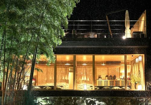 日本で最もロマンチックな旅館